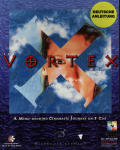 The Vortex: Quantum Gate II Windows 3.x Front Cover