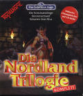 Realms of Arkania Trilogy DOS Front Cover