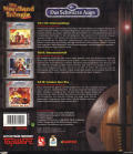 Realms of Arkania Trilogy DOS Back Cover