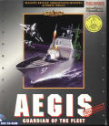 AEGIS: Guardian of the Fleet DOS Front Cover