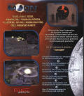 Earth 2150: The Moon Project Windows Back Cover