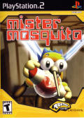 Mister Mosquito PlayStation 2 Front Cover