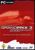 Grand Prix 3 Season 2000 Windows Front Cover