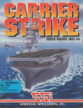 Carrier Strike: South Pacific 1942-44 DOS Front Cover