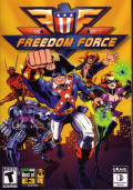 Freedom Force Windows Front Cover