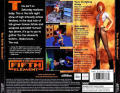 The Fifth Element Windows Other Jewel Case - Back
