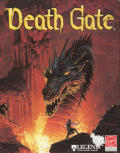Death Gate DOS Front Cover