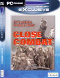 Close Combat: Invasion: Normandy - Utah Beach to Cherbourg Windows Front Cover