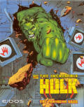 The Incredible Hulk: The Pantheon Saga DOS Front Cover