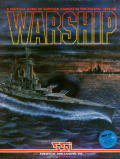 Warship DOS Front Cover