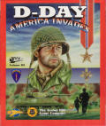D-Day: America Invades DOS Front Cover