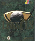 Links LS: Legends in Sports - 1997 Edition DOS Front Cover