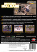 Tony Hawk's Pro Skater 3 PlayStation 2 Back Cover