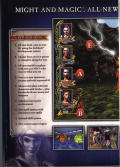 Might and Magic IX Windows Inside Cover Left Flap