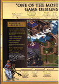 Heroes of Might and Magic IV Windows Inside Cover Left Flap