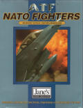 Jane's Combat Simulations: Advanced Tactical Fighters - Nato Fighters DOS Front Cover