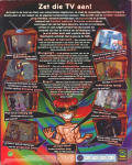 Normality DOS Back Cover