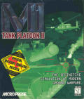 M1 Tank Platoon II Windows Front Cover
