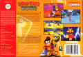 Diddy Kong Racing Nintendo 64 Back Cover