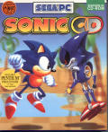 Sonic CD Windows Front Cover