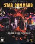 Star Command: Revolution DOS Front Cover