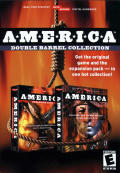 America Double Barrel Collection Windows Front Cover