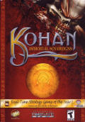 Kohan: Immortal Sovereigns - Special Awards Edition Windows Front Cover
