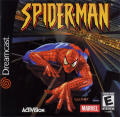 Spider-Man Dreamcast Front Cover
