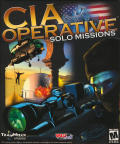 CIA Operative: Solo Missions Windows Front Cover