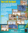 Duke Caribbean: Life's A Beach DOS Back Cover