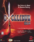 Excalibur 2555 AD Windows Front Cover