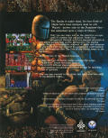 Hexx: Heresy of the Wizard DOS Back Cover
