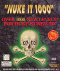 Nuke It 1000 DOS Front Cover