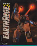 Metaltech: EarthSiege DOS Front Cover