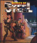 Nerves of Steel DOS Front Cover