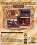 Powerslave DOS Back Cover