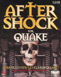 Aftershock for Quake DOS Front Cover