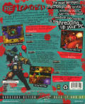 Re-Loaded DOS Back Cover