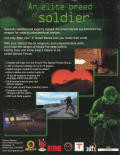Spec Ops II: Green Berets Windows Back Cover
