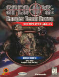 Spec Ops: Ranger Team Bravo Windows Front Cover