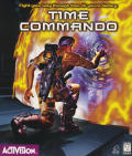 Time Commando DOS Front Cover