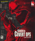 Tom Clancy's Rainbow Six: Covert Ops Essentials Windows Front Cover