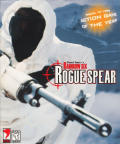 Tom Clancy's Rainbow Six: Rogue Spear Windows Front Cover