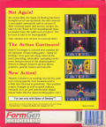 Mission 2: Return to Danger - Accessory Mission for Spear of Destiny DOS Back Cover