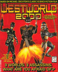 Westworld 2000 Windows Front Cover