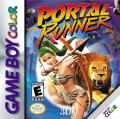 Portal Runner Game Boy Color Front Cover