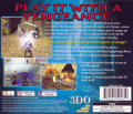 Crusaders of Might and Magic PlayStation Back Cover