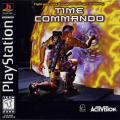 Time Commando PlayStation Front Cover