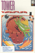 Tower Toppler DOS Front Cover