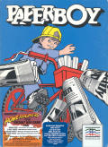 Paperboy DOS Front Cover